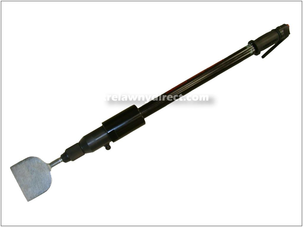 Trelawny 136.3200 2ft Long Reach Scaler - Steel Version