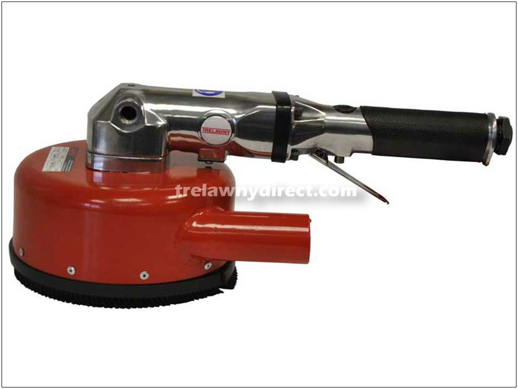 Trelawny Whirlaway Rotary Scaler Air With Star Cutters