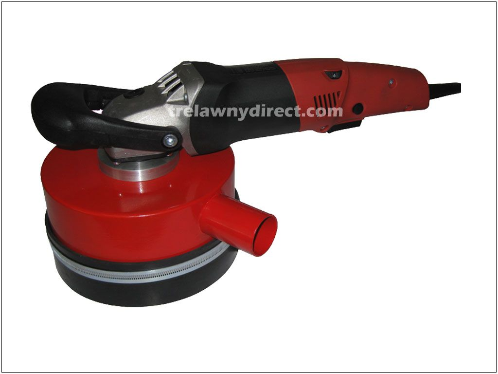 Trelawny Whirlaway Rotary Scaler 110v With Star Cutters