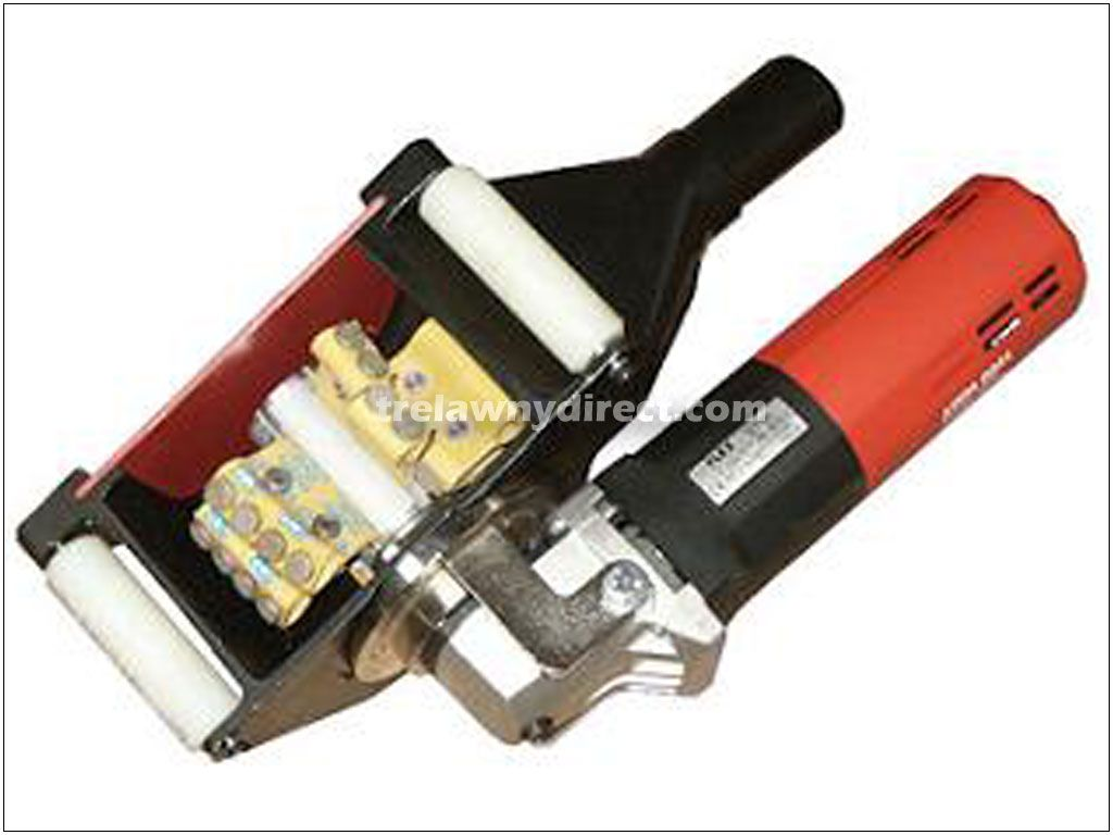 50mm Hand Held 'C-Flap' 230v Electric Scarifier Peening Preparation Tool