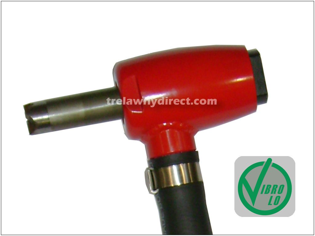 Trelawny 196.5100 Low Vibration Single Headed Scabbling Hammer (Cruciform Version)