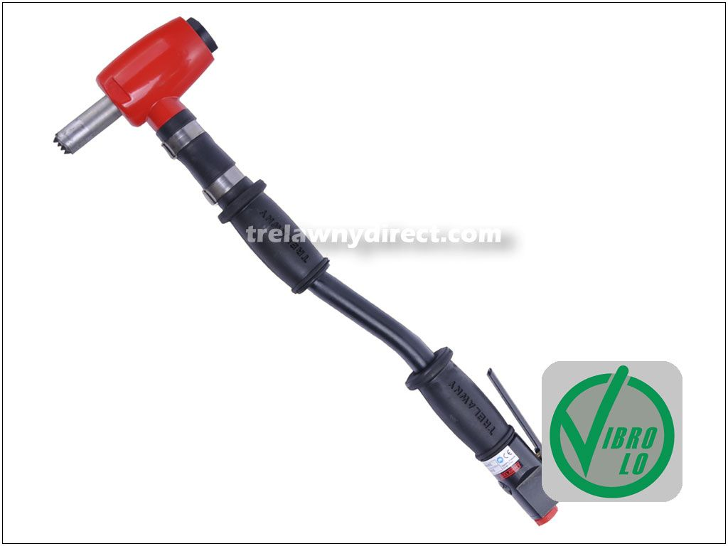 Trelawny 196.5105 Low Vibration Single Headed Scabbling Hammer (Bush Version)