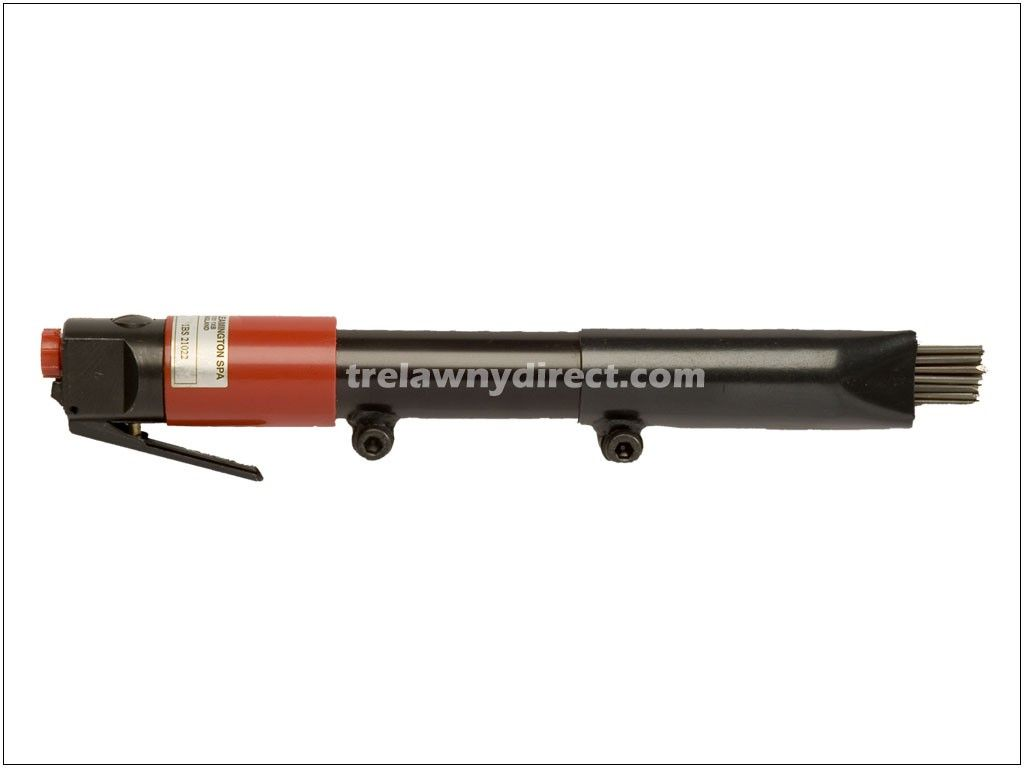 Trelawny 1B Needle Scaler with 3mm Chisel Tip Needles