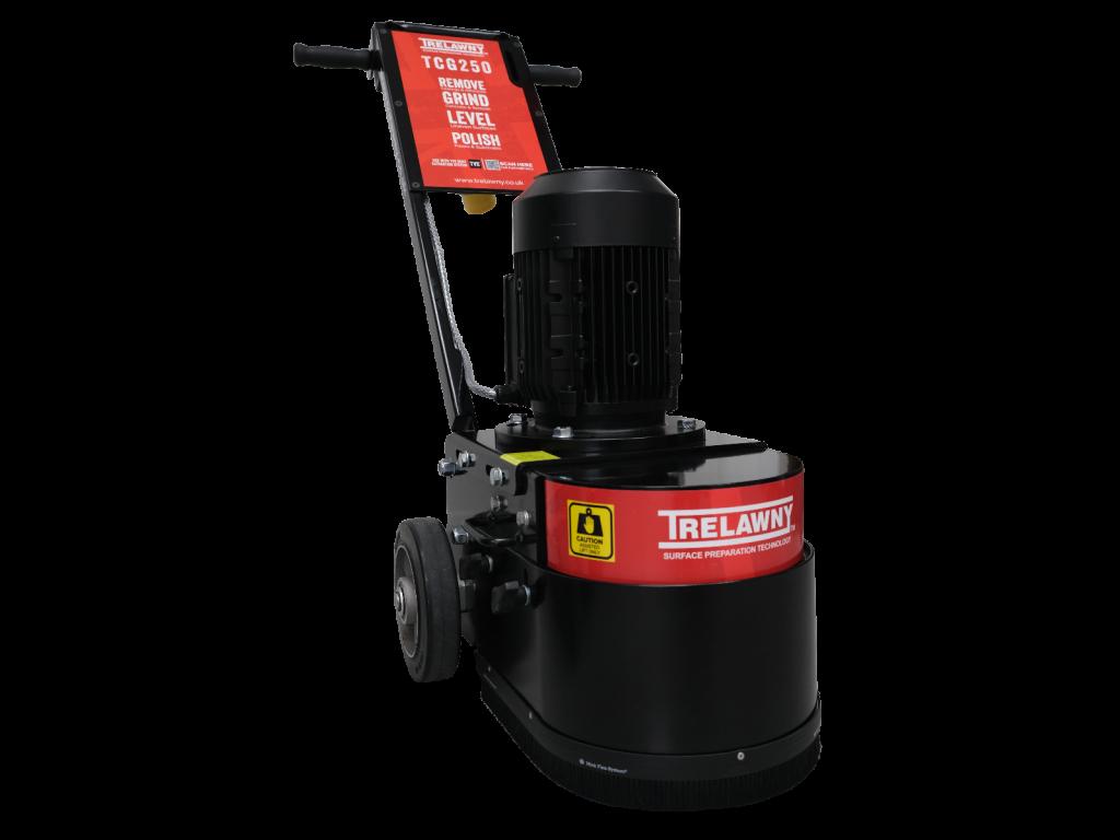 Trelawny TCG250 Rapid Grind Petrol Single Grinder With Disc