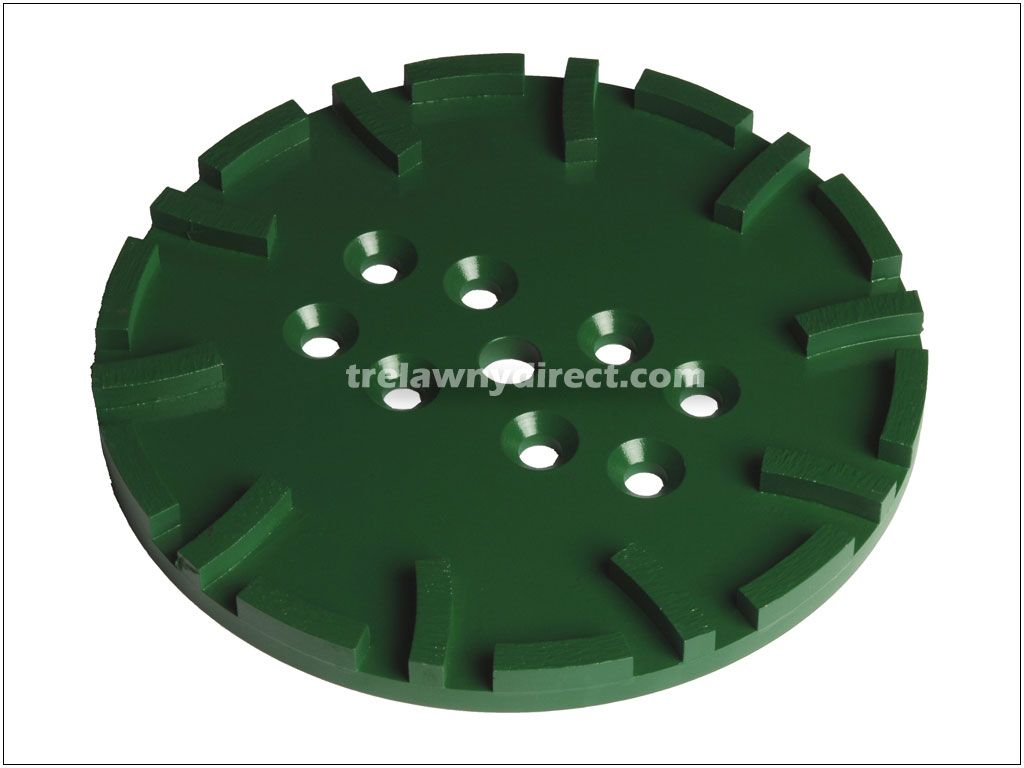 Trelawny 20 Segment Diamond Disc for TCG500 Floor Grinder 350.5620G