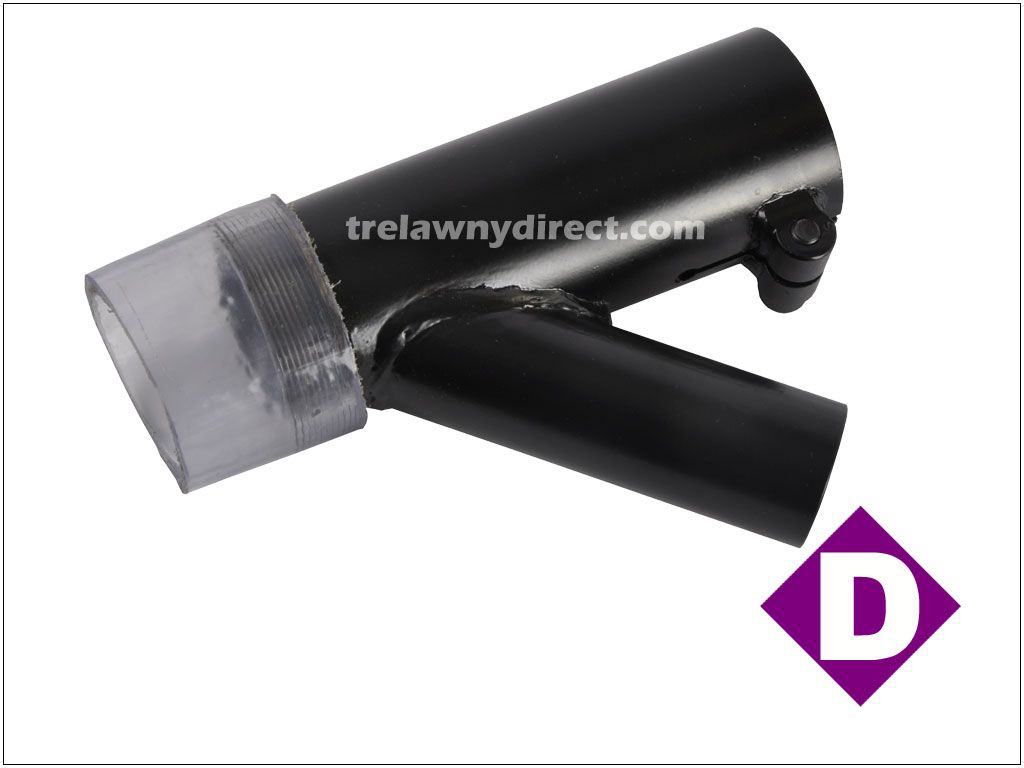 Trelawny 418.3003 TVS (Trelawny Vacuum System) Dust Shroud for VL303 Low Vibration Needle Scaler