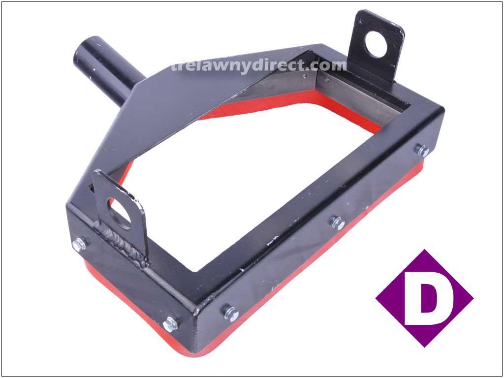 Trelawny 437.0120 TVS (Trelawny Vacuum System) Dust Shroud for MHS11 Floor Scabbler