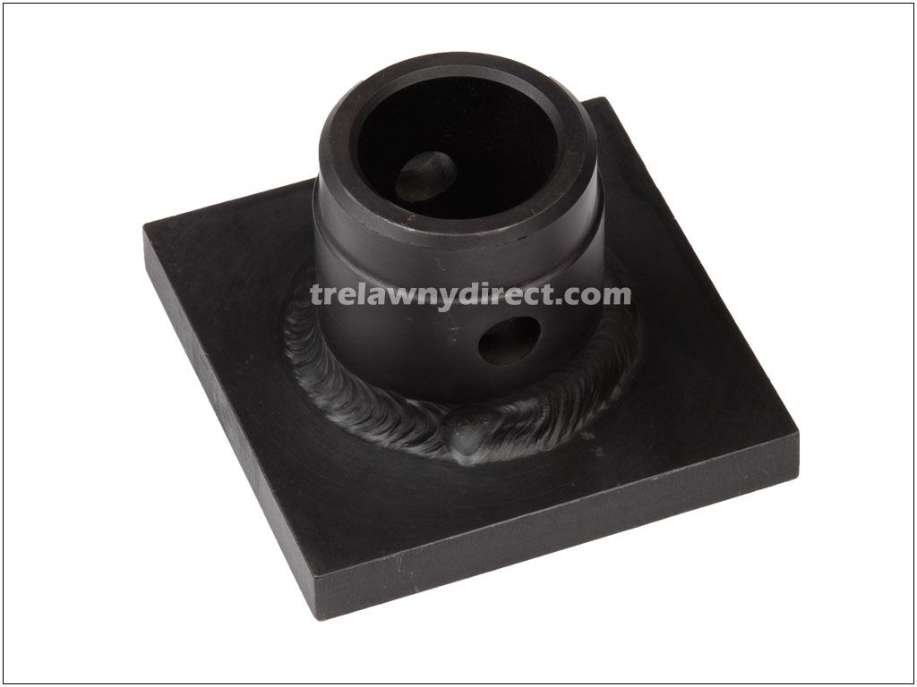Trelawny 450.5011 Tamper Foot 100mm x 100mm for VL Pole Tamper