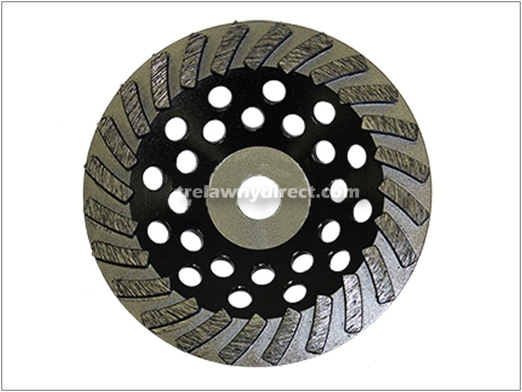 Trelawny 180mm (7'') Turbo Cup Disc for TCG180 Grinders
