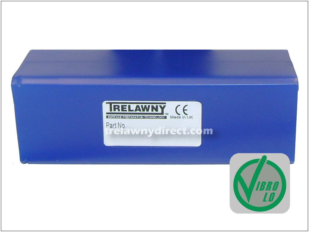 Trelawny Box of 50 x 4mm Flat Tip Needles for 3B / 3BPG / VL303 / 4B Needle Scalers. 454.1105