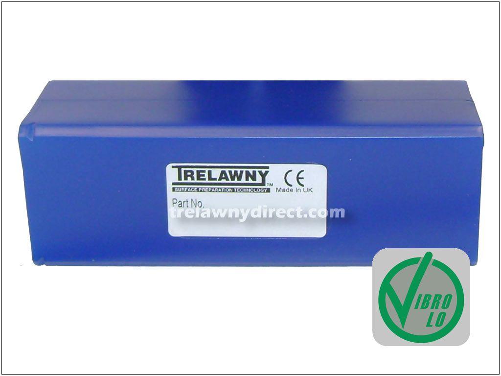 Trelawny Box of 500 x 4mm Flat Tip Needles for 3B / 3BPG / VL303 / 4B Needle Scalers 444.1107
