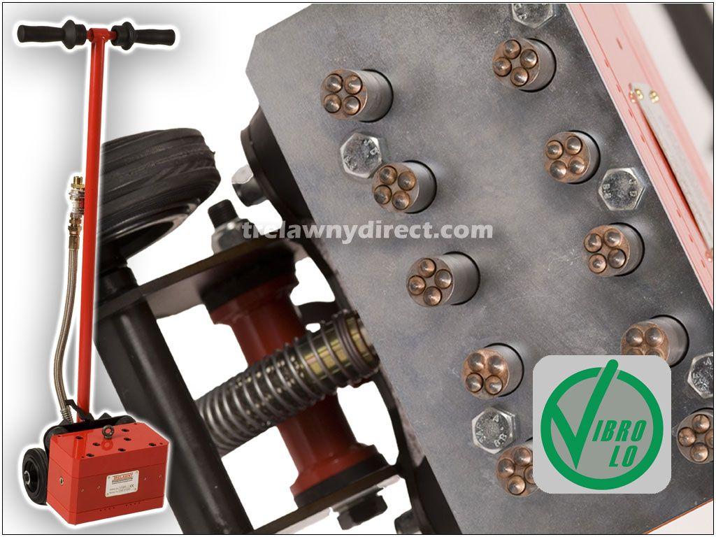 Trelawny MHS11 Floor Scabbler with 11 Heads
